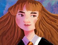 Fan Art: Hermione Granger