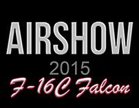 2015 Australian Airshow - F-16C Fighting Falcon