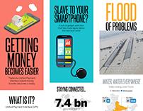 Infographics for newsflicks