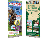 Pop-Up Banner design 1