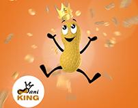 MANI KING - Spot Publicitario 3D.