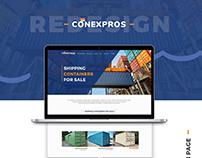 Conexpros Redesign by Semalt Company