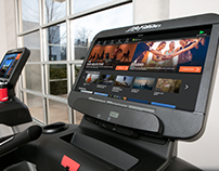 Browse Workout Console Experience