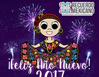 Promocional de año Nuevo 2017