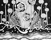 """""""Zen Motion"""" artwork"""