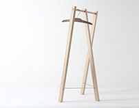 Quaelà *coat rack from Arredo S