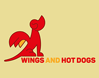WINGS AND HOT DOGS