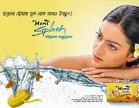 Meril Splash Beauty Soap