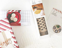 Heidi Swapp Christmas Cookie Shop Products