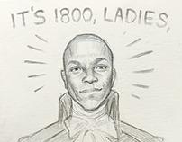 Hamilton: Portraits