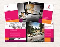 Disintermedia Web Agency Corporate Brochure 2016