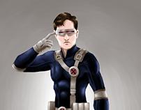 Cyclops X-Men Fanart