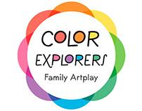 Color Explorers Logo