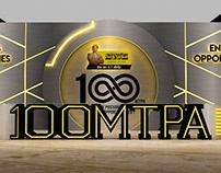 100 MTPA Registration Desk