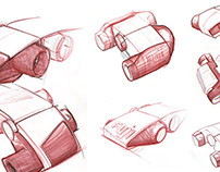 Sketches for Binoculars