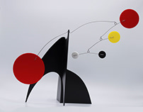 The Moderne Art Stabile by AtomicMobiles.com