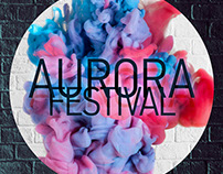 Successfully passed test task for Aurora Festival