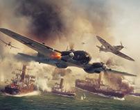 Strategic Command WWII - Dunkirk