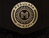 Merulana Café | visual identity