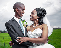 Wedding Photography // Pastor Tshepo & Nozipho Mokoena