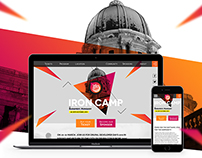 Drupal Iron Camp Brand
