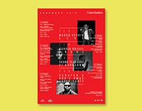 Posters . Graphic Design