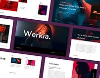 Werkia Presentation