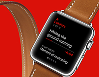 The Economist for Apple Watch