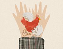 Bir Şeyler Yapmam Gerek - Book Illustrations