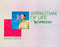 SPRINGTIME OF LIFE x NESPRESSO