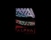 ALPHA - Tipografía