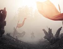 Misty Concept Art