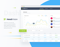 HeadVision : All-in-One Online Recruiting Tool