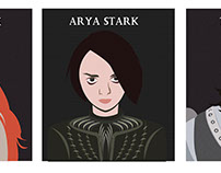 Game of Thrones Illustrations (WIP)
