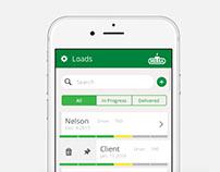 METSA Inc. Logistics App