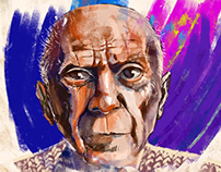 Picasso - His Life in 8 Acts