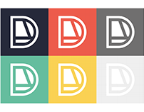 Downtown Dundee Visual Identity