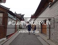 Gwanghwamun, +Bukchon Village, Seoul