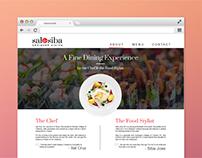 SalSiba Designer Dining UI