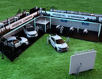 Honda Activation Mock Up