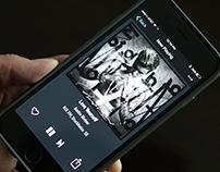 HAKT iOS App UI Design