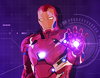 Iron Man: Wallpapers