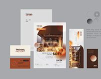 THE NAIL FACTORY's Corporate Identity