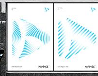 HIPPIES _ 品牌形象设计