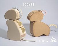 ZOOYEE | 組組動物椅
