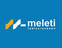 Meleti Taalcursussen language school rebranding