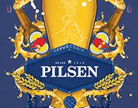 Cervecería Pilsen paraguaya - Gráfica.