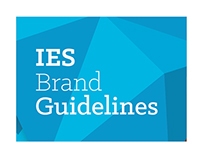 IES // Restyling + Guidelines