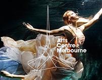 Arts Centre Melbourne Rebrand