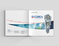 Catalogue Design for eCorea